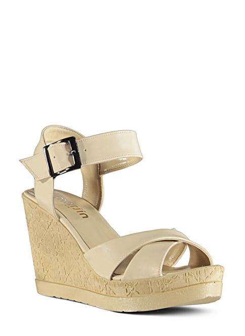 Marjin Ayakkabı Bej